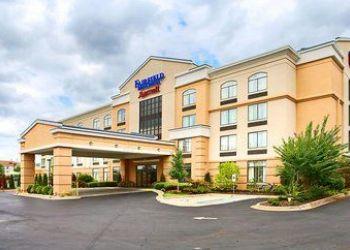 Hotel Alabama, 143 Colonial Dr, Fairfield Inn & Suites Anniston Oxford