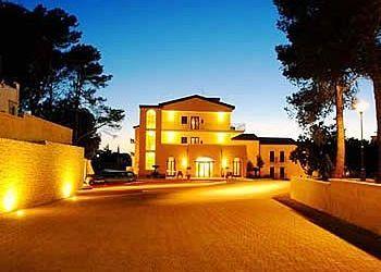 Hotel Martina Franca, Via Taranto 70, Hotel Villa Rosa***
