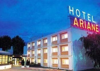 Hotel Laxou, 10 Rue De La Saone,, Hotel Ariane***