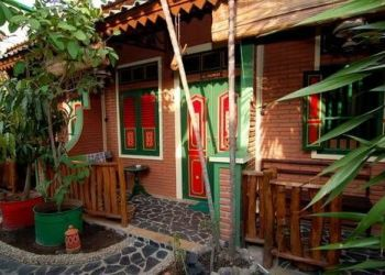 Jl. Prawirotaman I no.40, 55153 Yogyakarta, Hotel Kampoeng Djawa