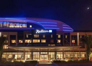 Albergo Salmiyah, Al Bida Al Tawoun St, Hotel Radisson Blu Kuwait****