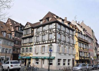Hotel Strasbourg, 6, place de l'Hopital, Hotel Au cerf d'or
