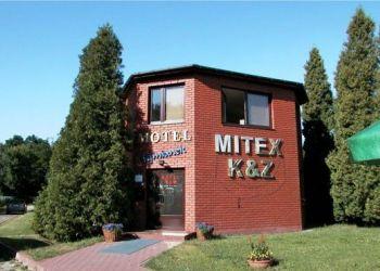 Wohnung Ksawerów, Tymiankowa 9, Motel Tymianek