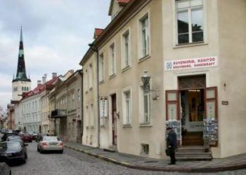 Lai 20, 10113 Tallinn, Hostel Old Town Alur