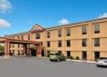 Hotel Paducah, 5135 Cairo Road , Comfort Inn Paducah 2*