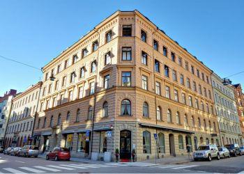 Hotel Stockholm, Surbrunnsgatan 38, Hotel Hansson****