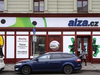 Alza P5 - Anděl Shop
