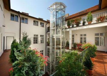 Hotel Prague, Truhláská 10,,, Hotel Salvator***