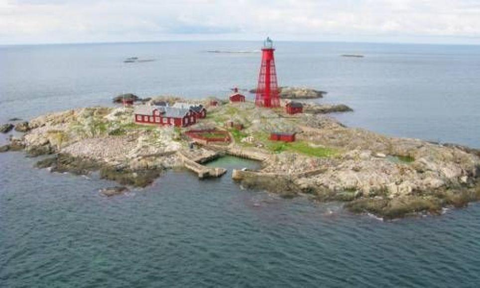 Pater Noster Lighthouse, Hamneskar, Marstrand, , Flatholmen