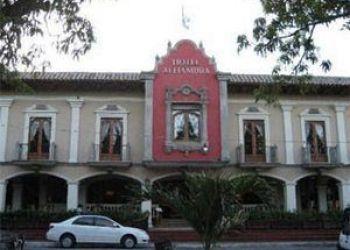 Albergo Granada, West Side of Central Park, Hotel Alhambra