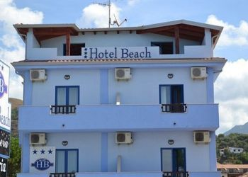 Hotel Diamante, Via Ibico 4, Hotel Beach***