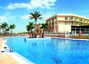 Hotel Almeria, Avenida de Juegos de Casablanca, s/n,, Hotel Indalia Garden****