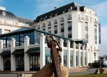 Quai Albert 1er, 14360 Trouville-sur-Mer, Hotel P&V Latitudes Beach***