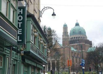 Hotel Brussels, Avenue Broustin 118,, Hotel Frederiksborg**