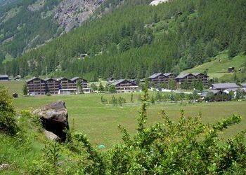 Neue Kantonsstrasse,, Tsch bei Zermatt, Täsch, Aparthotel Monte Rosa