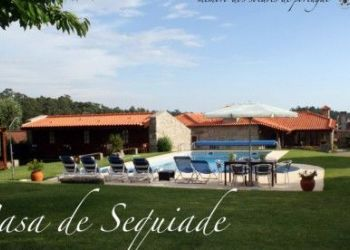 Rua da Piedade, Sequeade, Casa de Sequiade (Turismo Rural) Ideal para fins de semana em grupo
