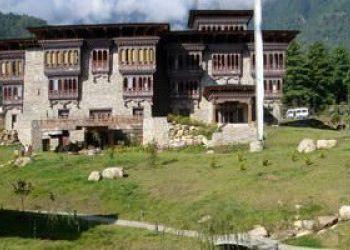 Satsam Chorten, Paro, Zhiwa Ling Hotel