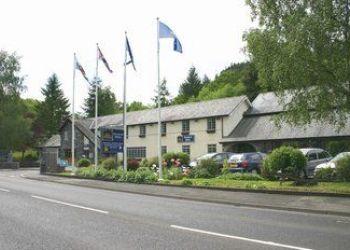 Hotel Wales, Route A5, Snowdonia, Best Western Waterloo Hotel