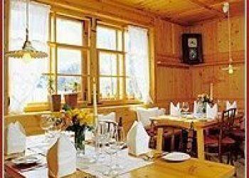 Gfäll 107, 6941 Langenegg, Hotel Krone