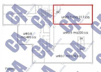Ufficio San Martino Siccomario, VIA VERDI G., Ufficio in vendita