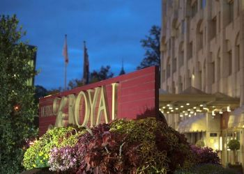 Hotel Luxembourg, 12 Boulevard Royal, Hotel Le Royal*****