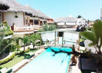 RUA DESCIDA DA PRAIA, S/NR, 62800-000 CANOA QUEBRADA  (distrito de ARACATI) / CE, HOTEL NURAGHE