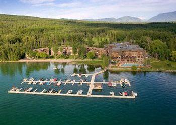 Hotel Whitefish, 1380 Wisconsin Ave, Lodge at Whitefish Lake