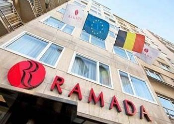 Hotel Ostend, Leopold II Laan 20, Hotel Ramada Ostend***