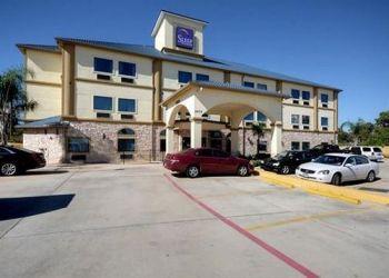 2475 N I-45 Fwy, 77007 Houston, Hotel Sleep Inn & Suites Houston