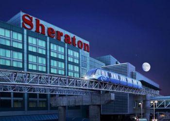 Hotel Mississauga, Terminal 3, Hotel Sheraton Gateway