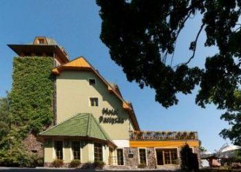 Hotel Partyzán, Komotau, Hotel Partyzán