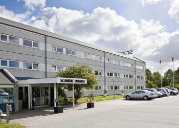 Hvidkærvej 25, 5250 Odense, Hotel Scandic Odense