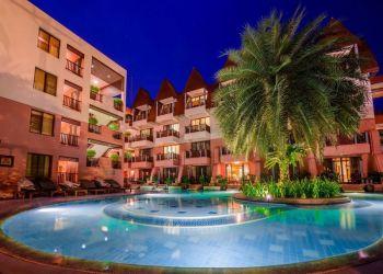Hotel Patong, 2 Taweewong Road, Hotel Seaview Patong***