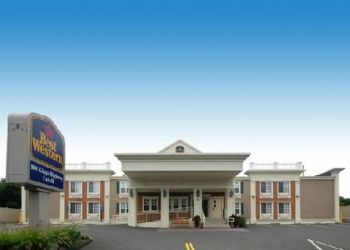 Hotel Bridgeport, 100 Kings Highway Cutoff, Best Western Plus Black Rock I