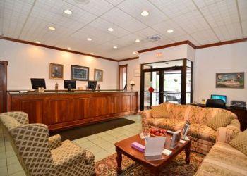 Hotel Rolling Fields, 711 Millwood Ave., Best Western Lee-jackson Inn & Conference Center