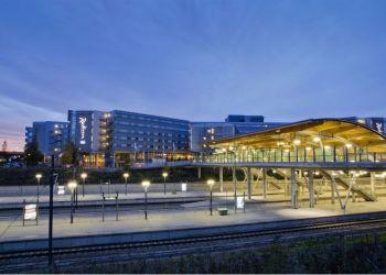 Hôtel Ullensaker, Hotelveien,, Hotel Radisson Blu Airport Oslo Gardermoen***