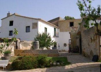 Camí de Montgrós, Sant Pere de Ribes, CAN RAMONET estades  rurals