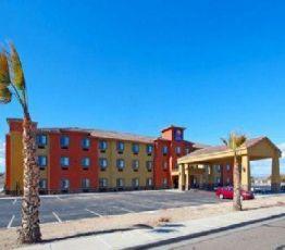 450 Entertainment Ave, Safford, Comfort Inn & Suites