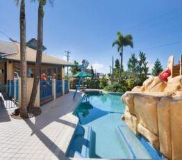 179 Sheridan Street, 4870 Cairns, Hotel Rainbow Inn**