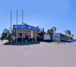 5201 Gulf Freeway (I-45 S, exit 13),, 77568 La Marque, Hotel Americas Best Value Inn & Suites La Marque, TX**