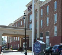 51 Fashion Drive, E2J0A7 Saint John, Hotel Hampton Inn & Suites Saint John
