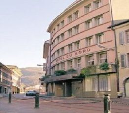 Rue Colomb 2, Aigle, Hotel du Nord