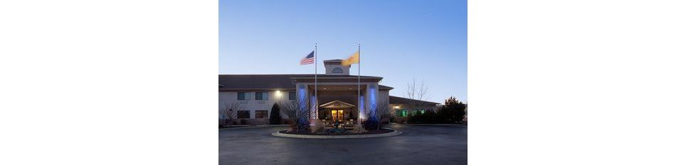 Holiday Inn Express, 101 Card Ave, New Mexico