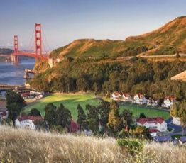 Cavallo Point Lodge – the Lodge at the Golden Gate, Sausalito, Cavallo Point 4*