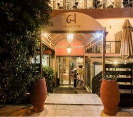 39, Posidonos Ave. & Kalamakiou, 174 55 Alimos, Hotel Galaxy***