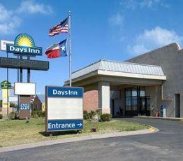 1702 E I 20, 79601 Abilene, Hotel Days Inn Abilene, TX**