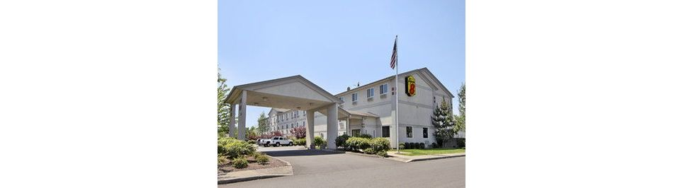 Super 8 Motel Woodburn, 821 Evergreen Rd, Oregon
