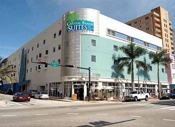 Miami Beach Hotel Crystal Suites