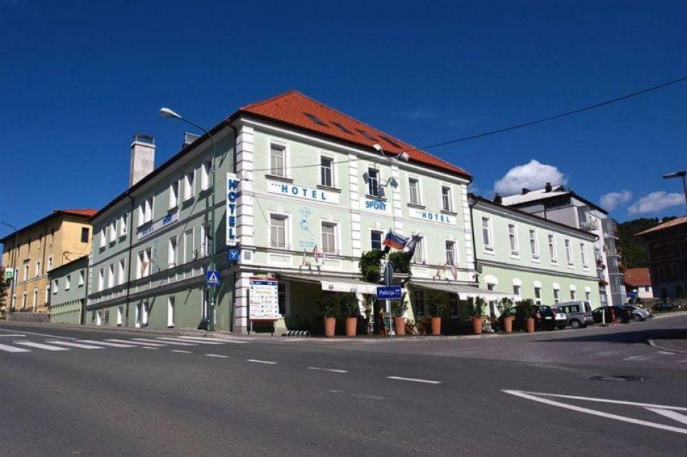 Hotel Sport***, Kolodvorska 1, 6230 Postojna