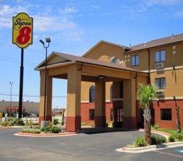 4397 Sayles Blvd, 79605 Abilene, Hotel Super 8 Abilene South**